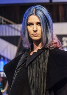 ANETTE HILDEBRAND FASHION SHOW COLLECTION HAIR