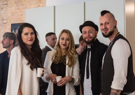 LOREAL TRAINER TEAM BERLIN FRISEUR JOB