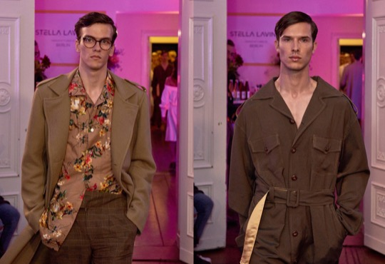 MEN FASHION TREND 2018 2019 MBFW BERLIN