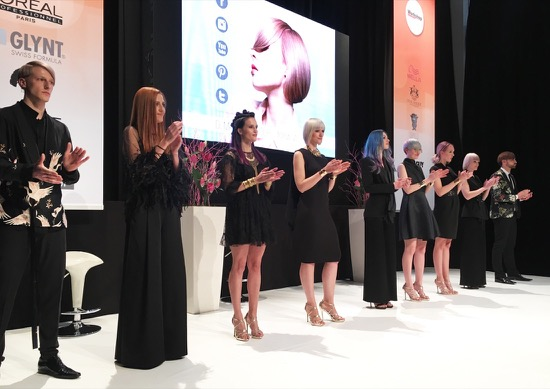 TOP HAIR DAYS SHOWS 2018 FRISEURSCHULE BERLIN