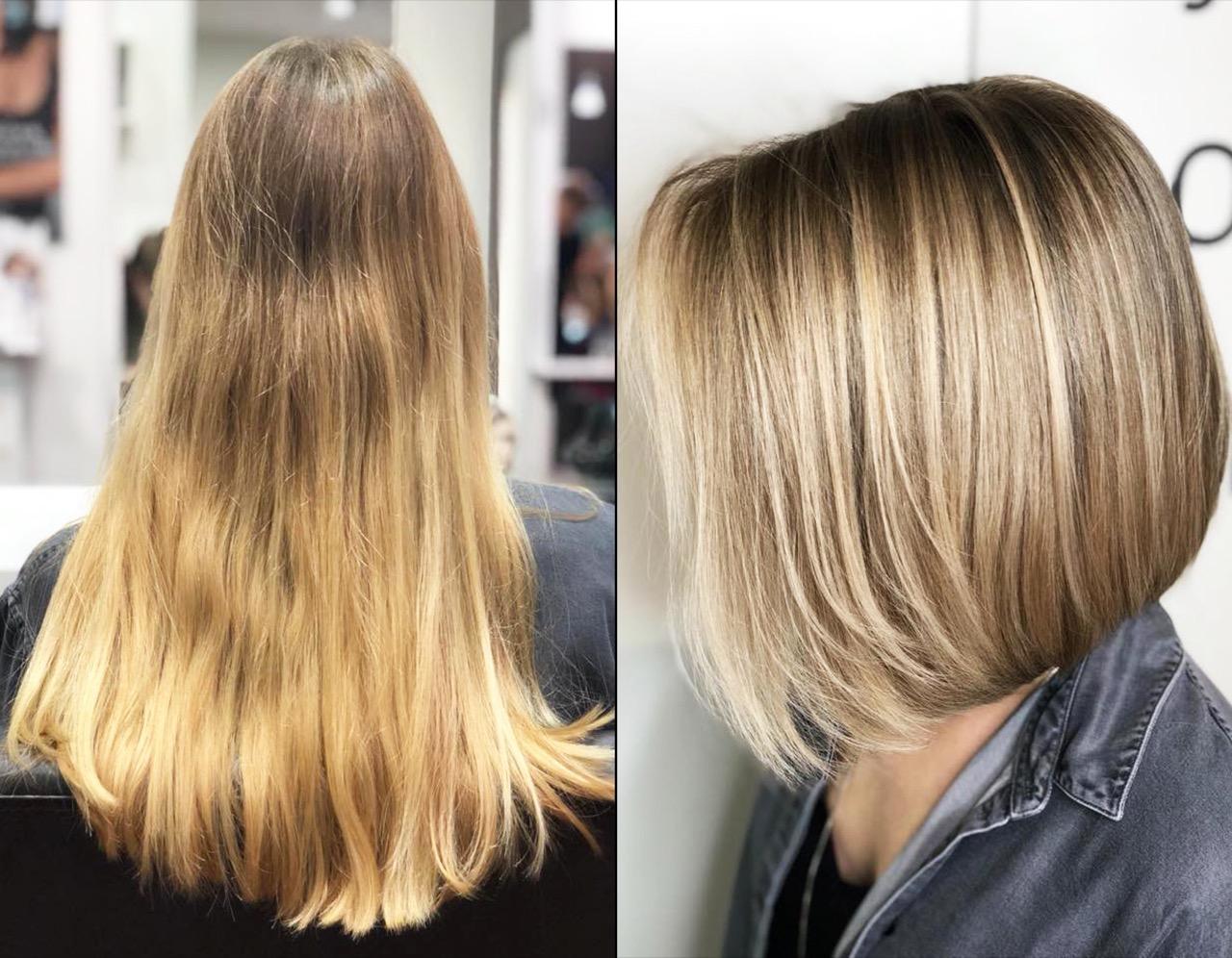Top Frisuren Trends 2019 Haarfarben Haarschnitte Und Stylings
