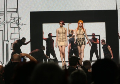 HAIR TREND SHOW EVENT GOLDWELL