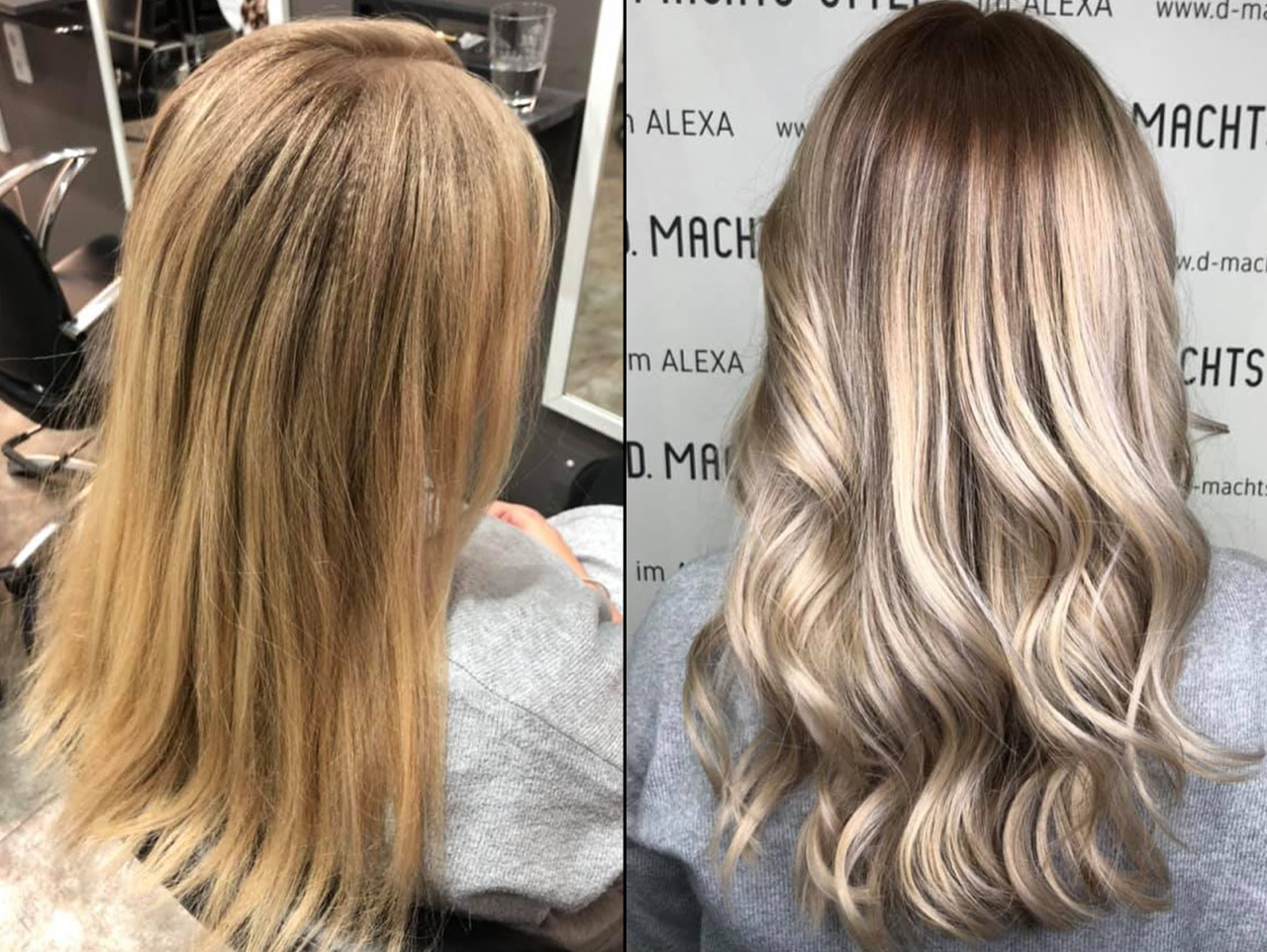 Haarfarben Trend Für Den Sommer 2019 Frisuren Ideen