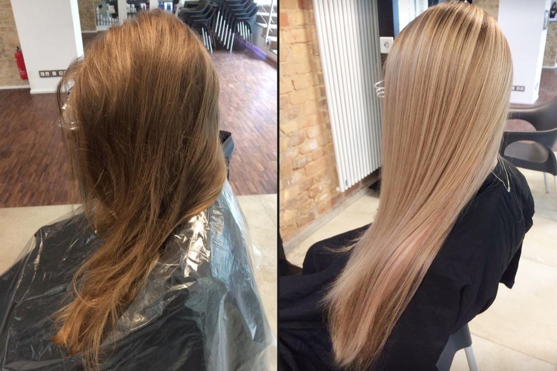 Haarfarbe friseurqualitat