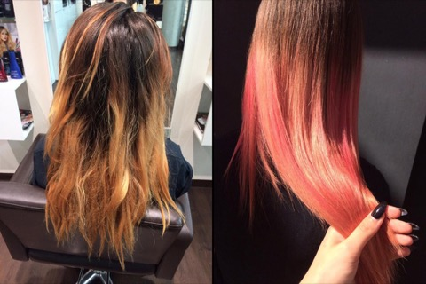 OMBRE BALAYAGE FRISEUR BERLIN MACHTS