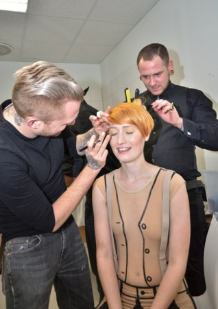HAIR WORKSHOP GOLDWELL REALLUSION 2014