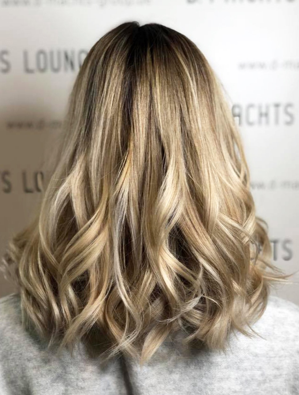 Trend haarfarbe blond 2019