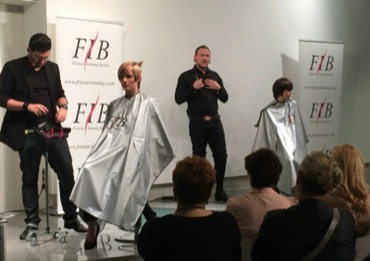 FIB BERLIN HAIR SHOW 2015 TRENDS