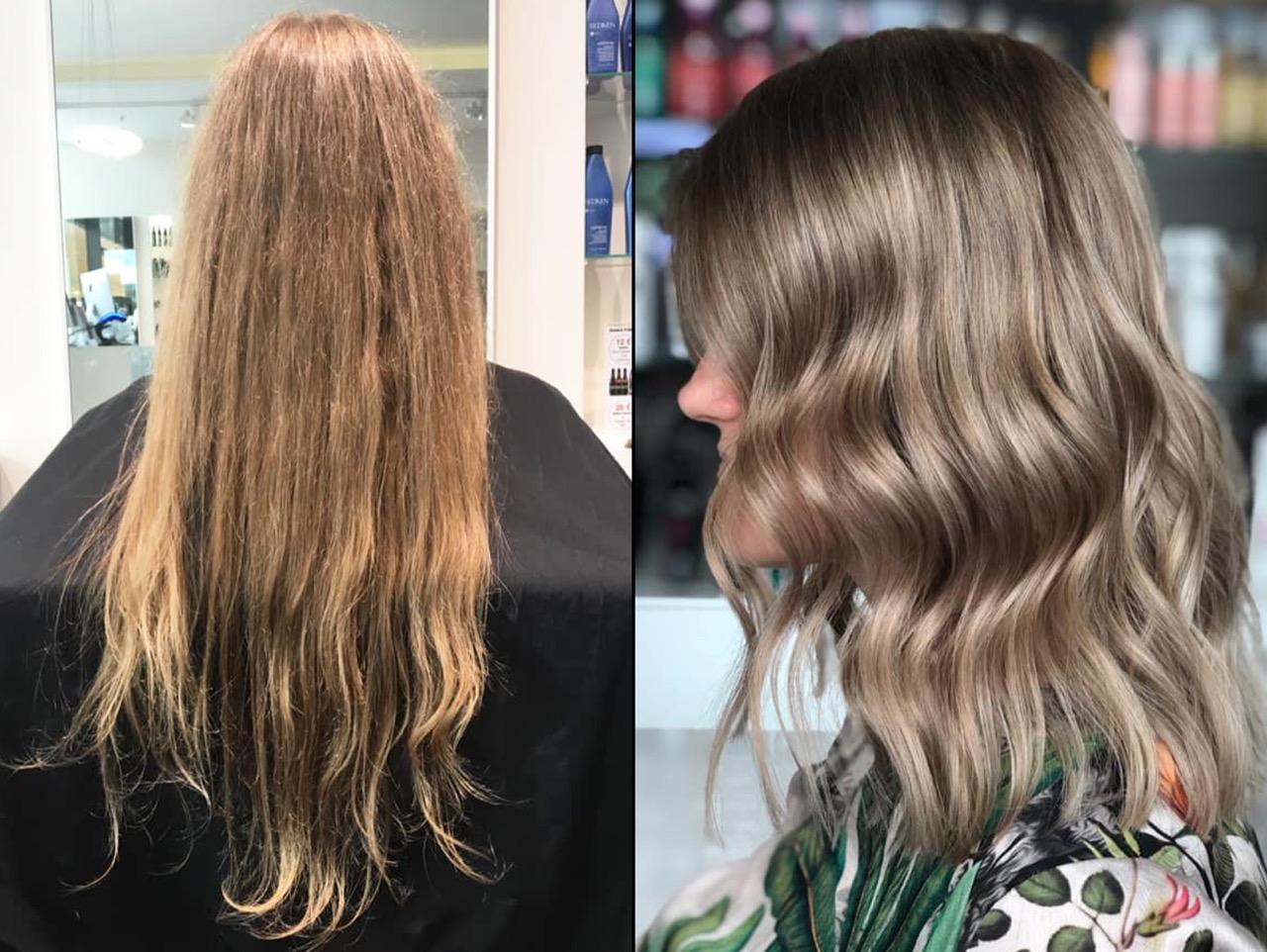 Ohne gelbstich blondieren haare Gelbstich entfernen: