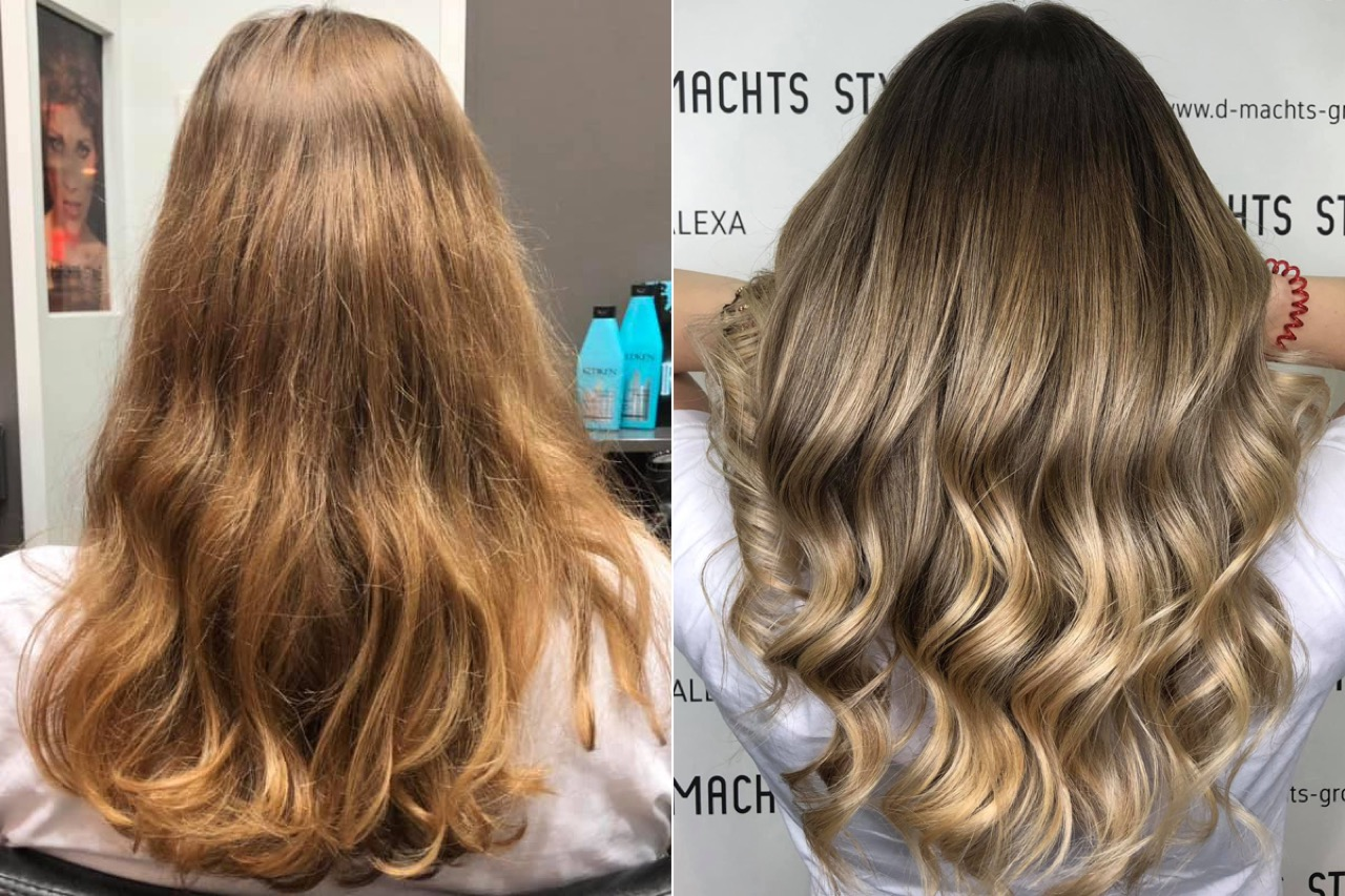 haarfarbe trends 2019