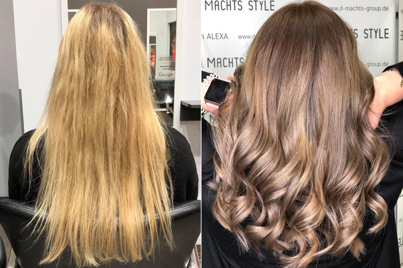 Haarfarben Trends 2019 2020 Friseur Berlin