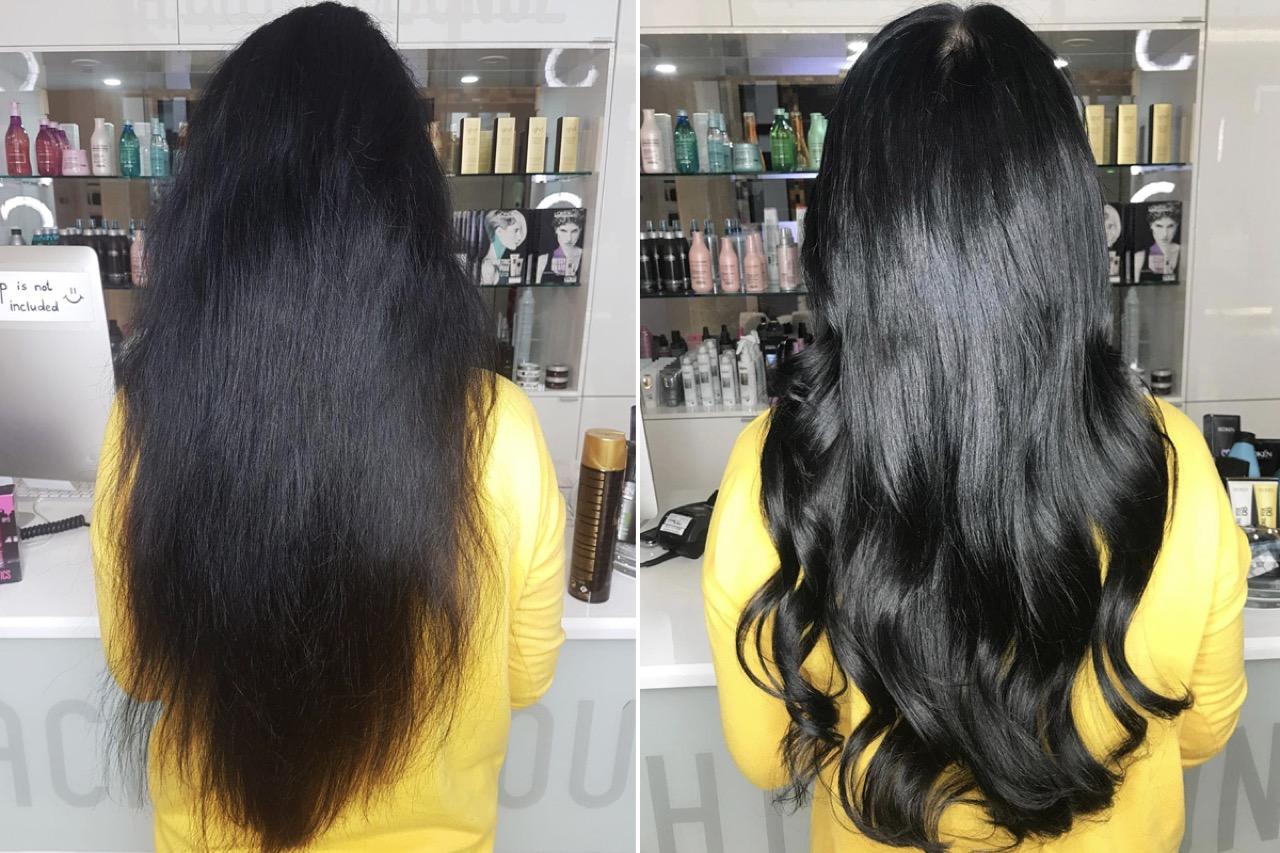 Beste Haarschnitte für lange Haare  Friseur Berlin