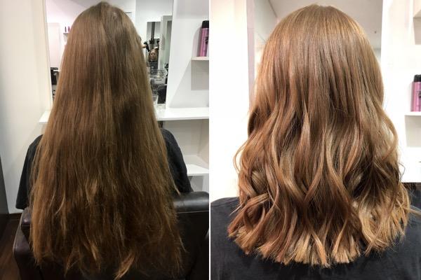 Schöne schnitte für lange haare
