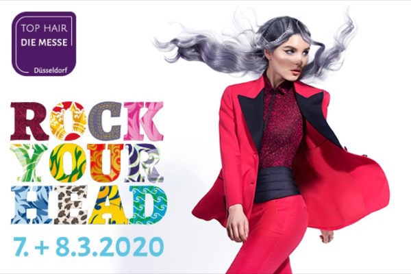 TOP HAIR DAYS 2020 MESSE DüSSELDORF