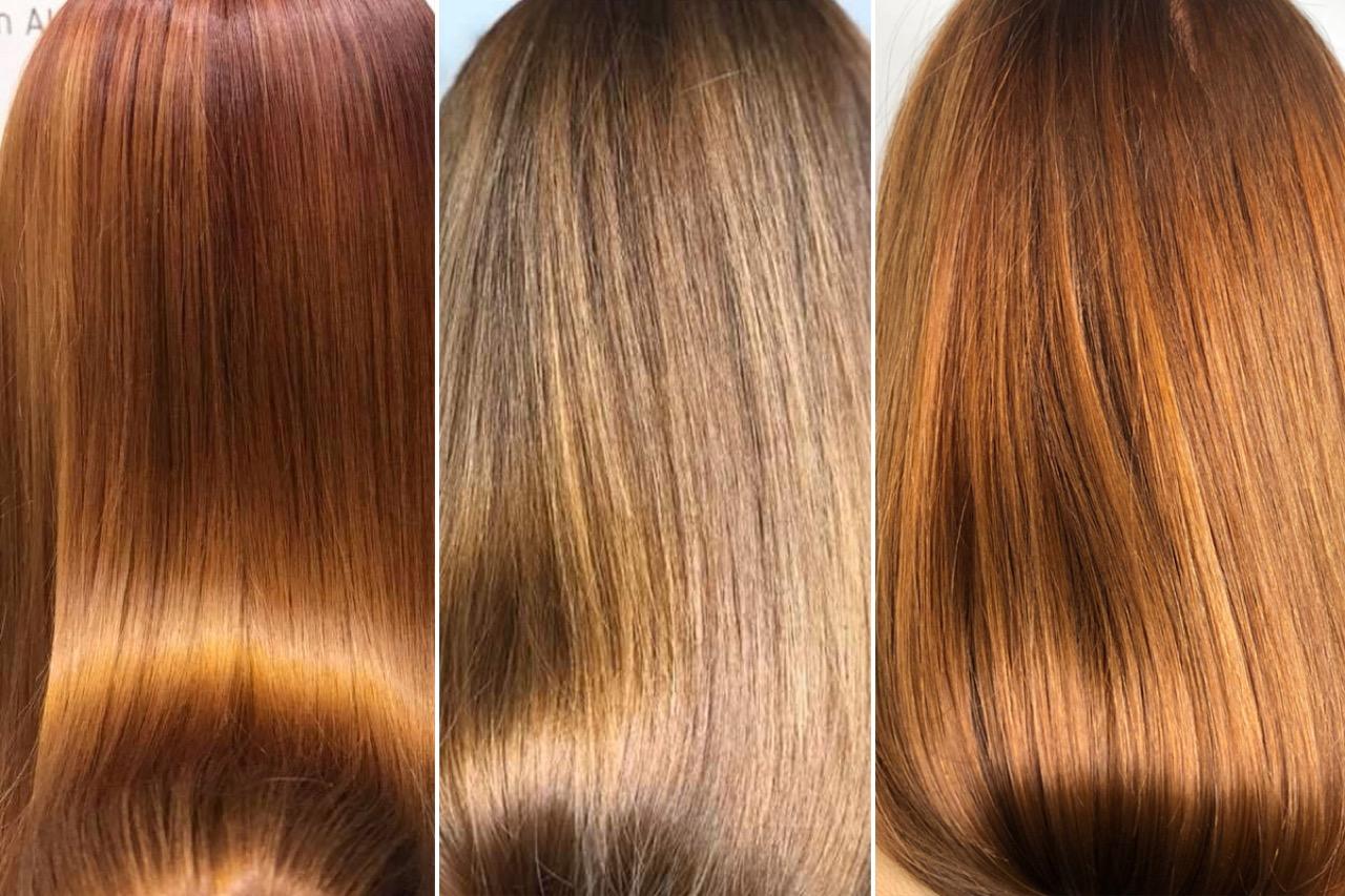 Haarfarben 2020