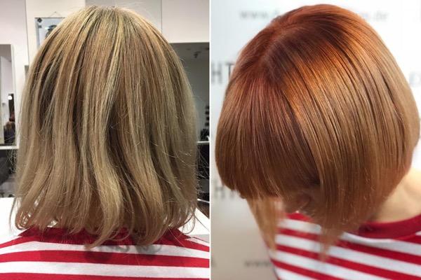 Trendfrisuren 2020 - Haarfarben, Haarschnitte und Stylings