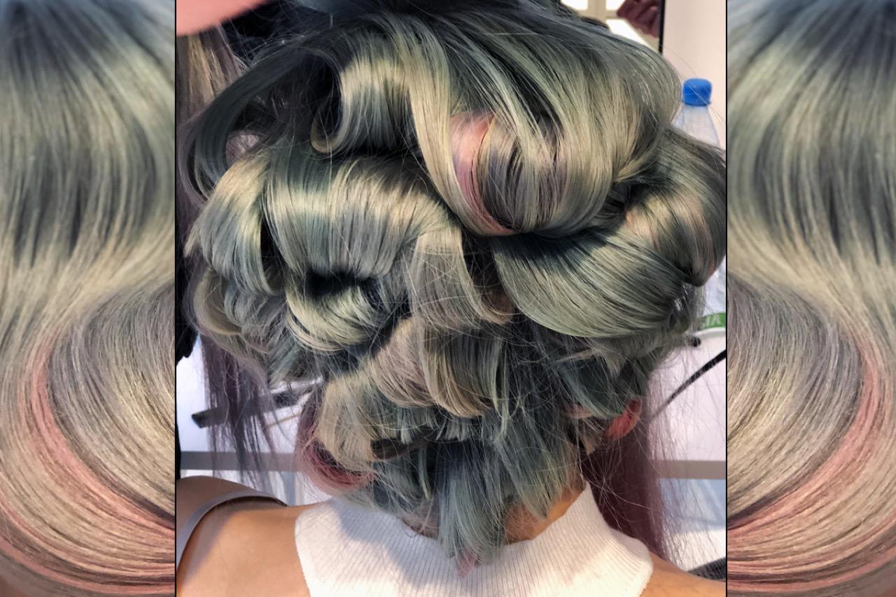 Hält wie permanente haarfarbe lange Haarfärbung: Permanente