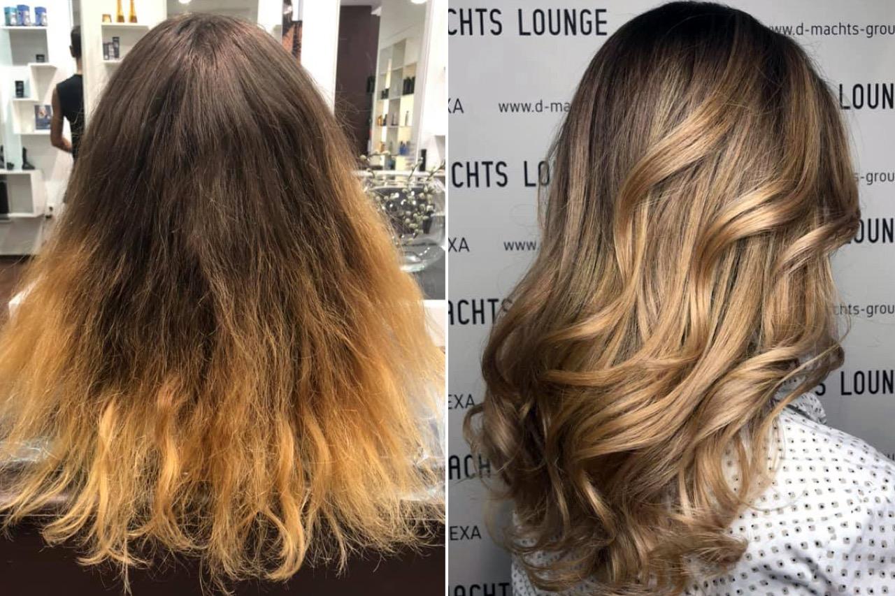 Färben wann haare Haare färben