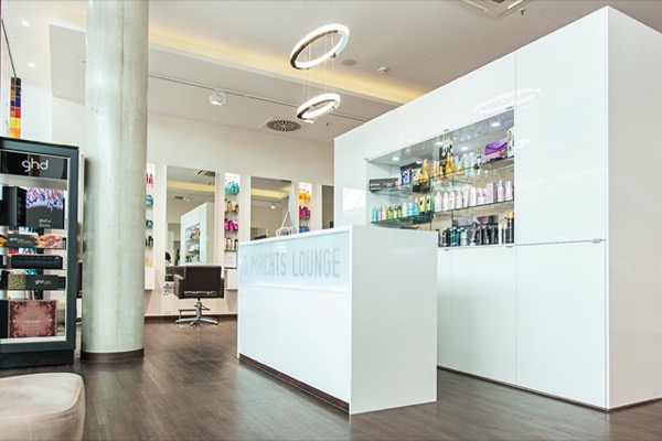FRISEUR MITTE D MACHTS LOUNGE MALL OF BERLIN