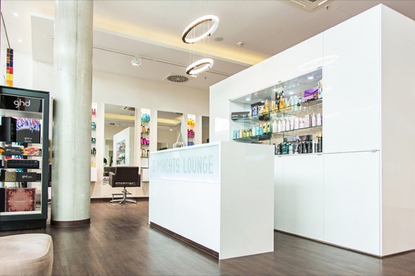 FRISEURSALON D MACHTS LOUNGE MALL OF BERLIN
