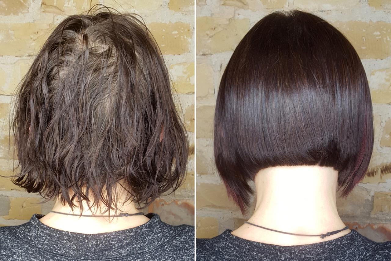 Frisuren für feines und dünnes Haar  Schnitt & Farbe