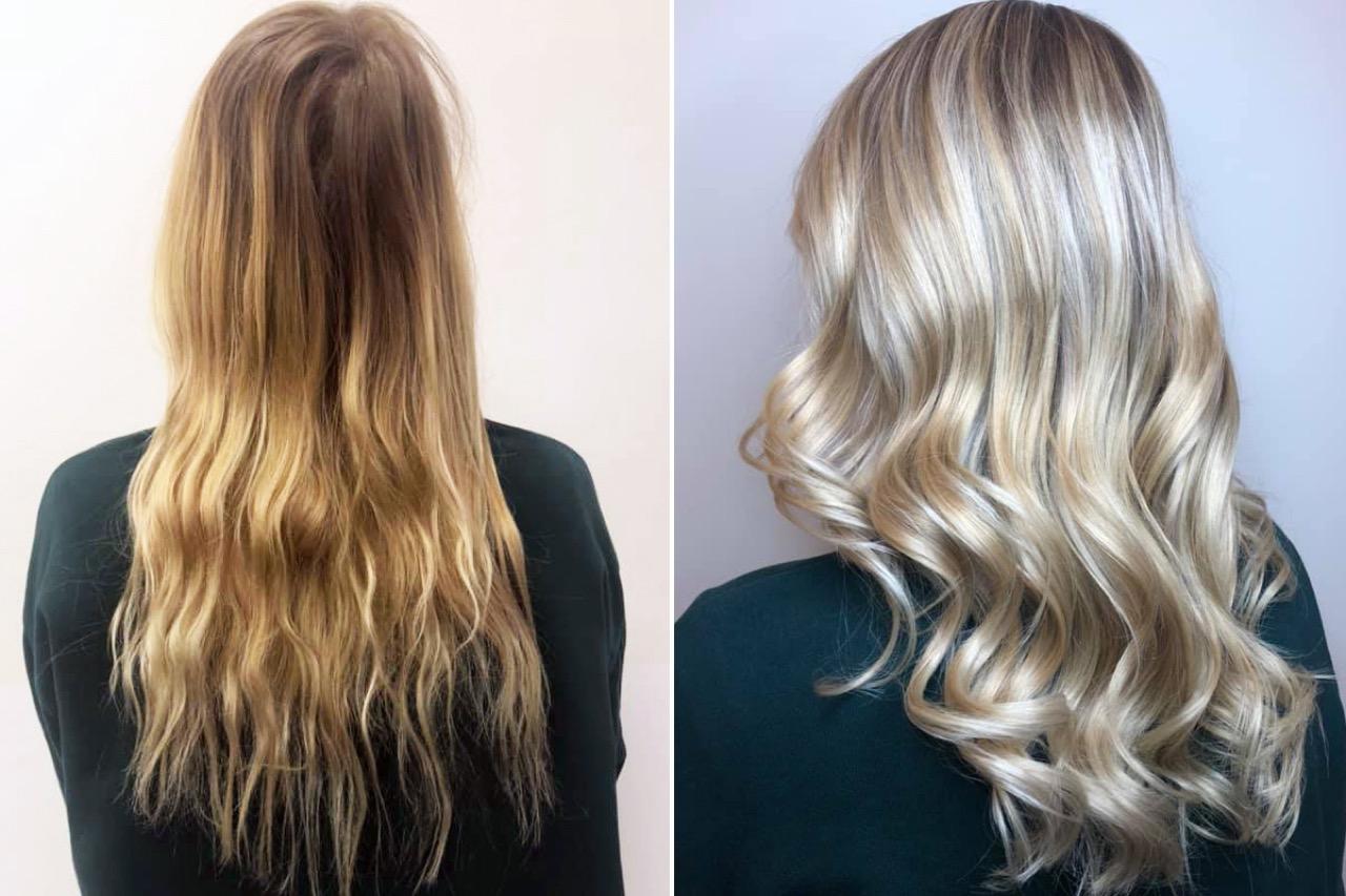 Frisuren für lichtes haar frauen
