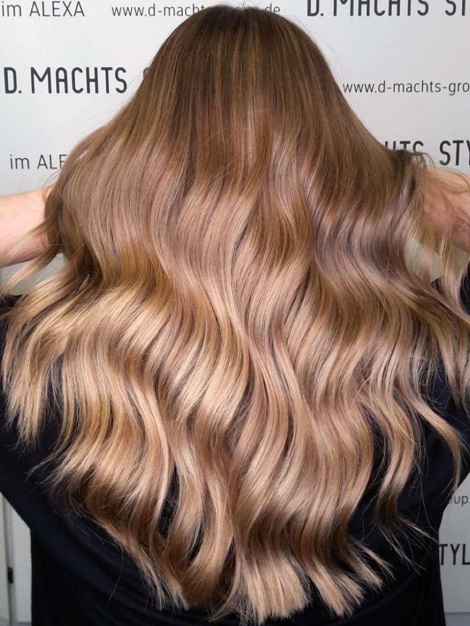 Lange von kurze haare auf Frisuren von