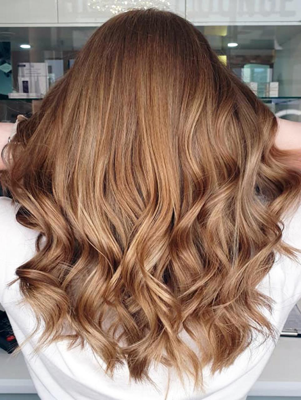 Schnitt frauen lange haare Frauen Haare