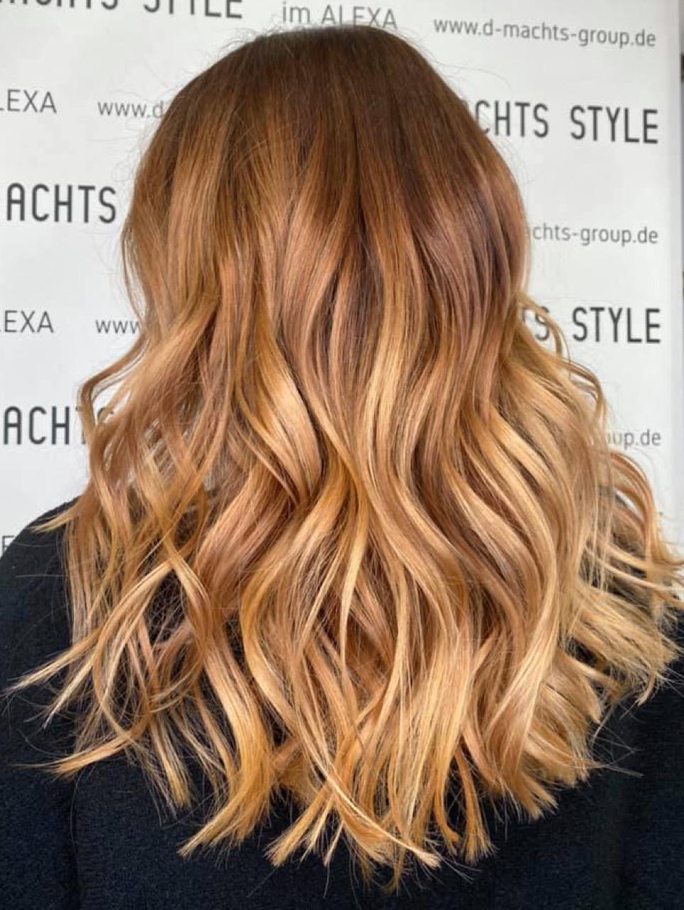 Haare blonde für stufenschnitt lange 30 Superb
