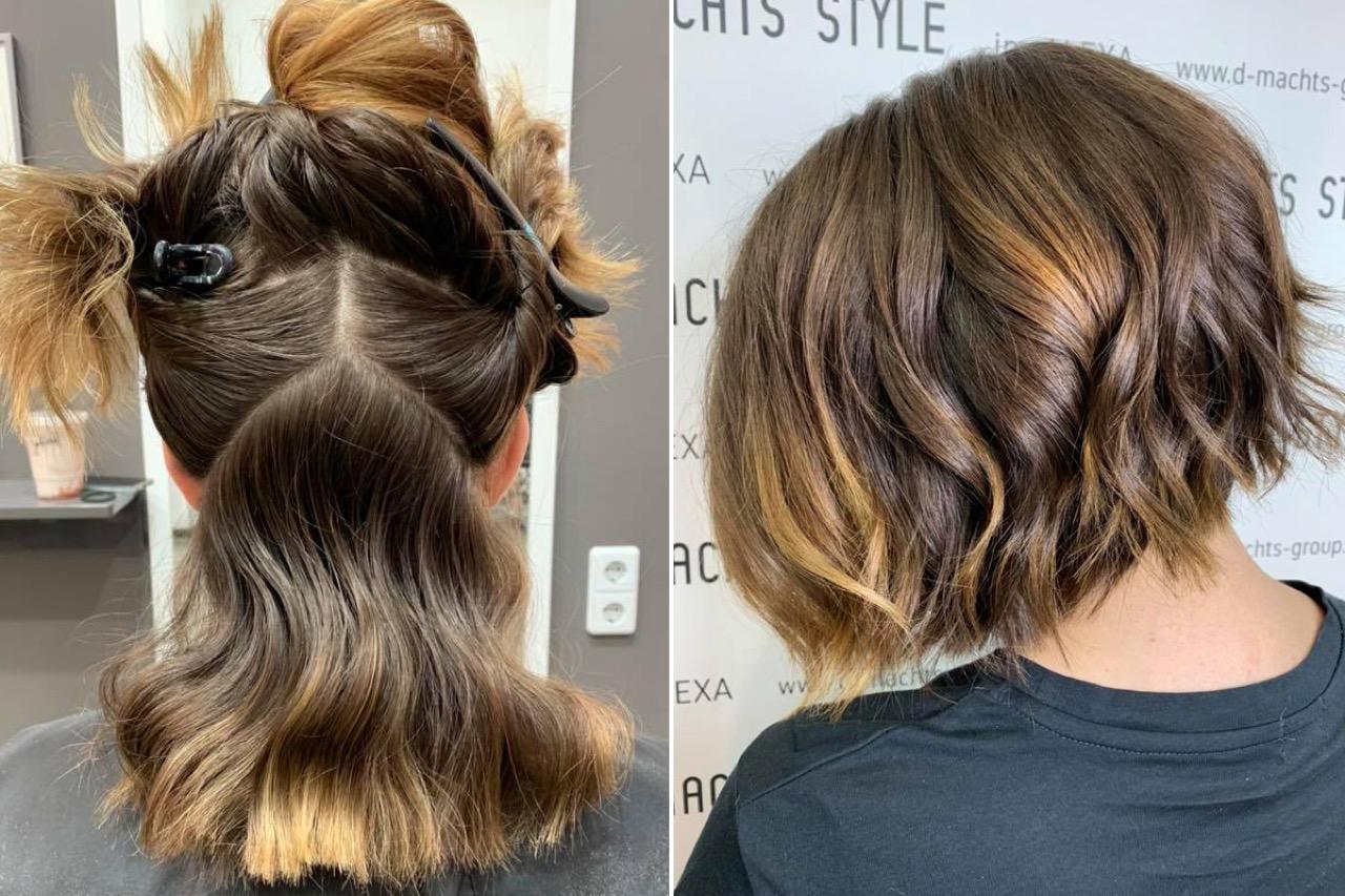 Modern kurzhaarfrisuren Kurze Haare
