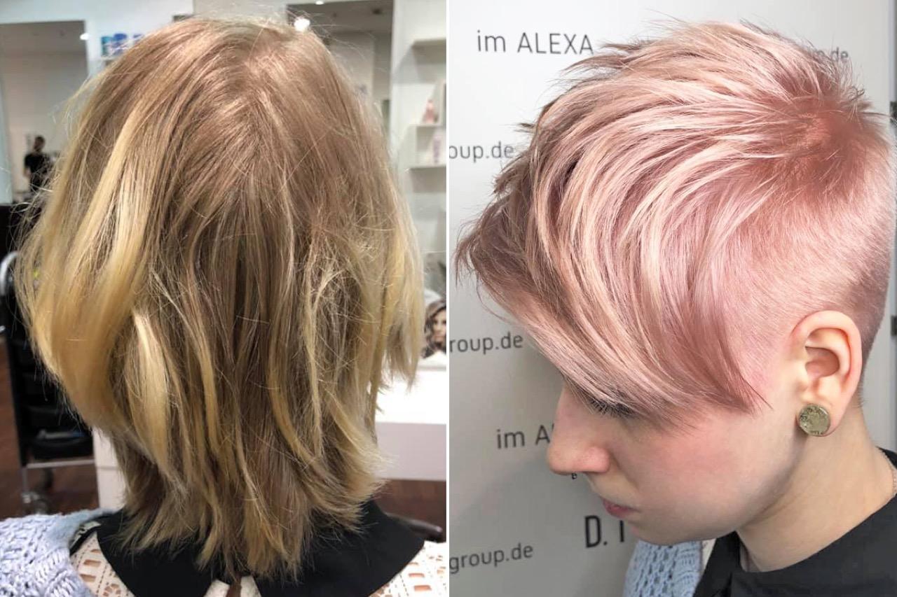 Haarschnitte frauen undercut für 35 besten