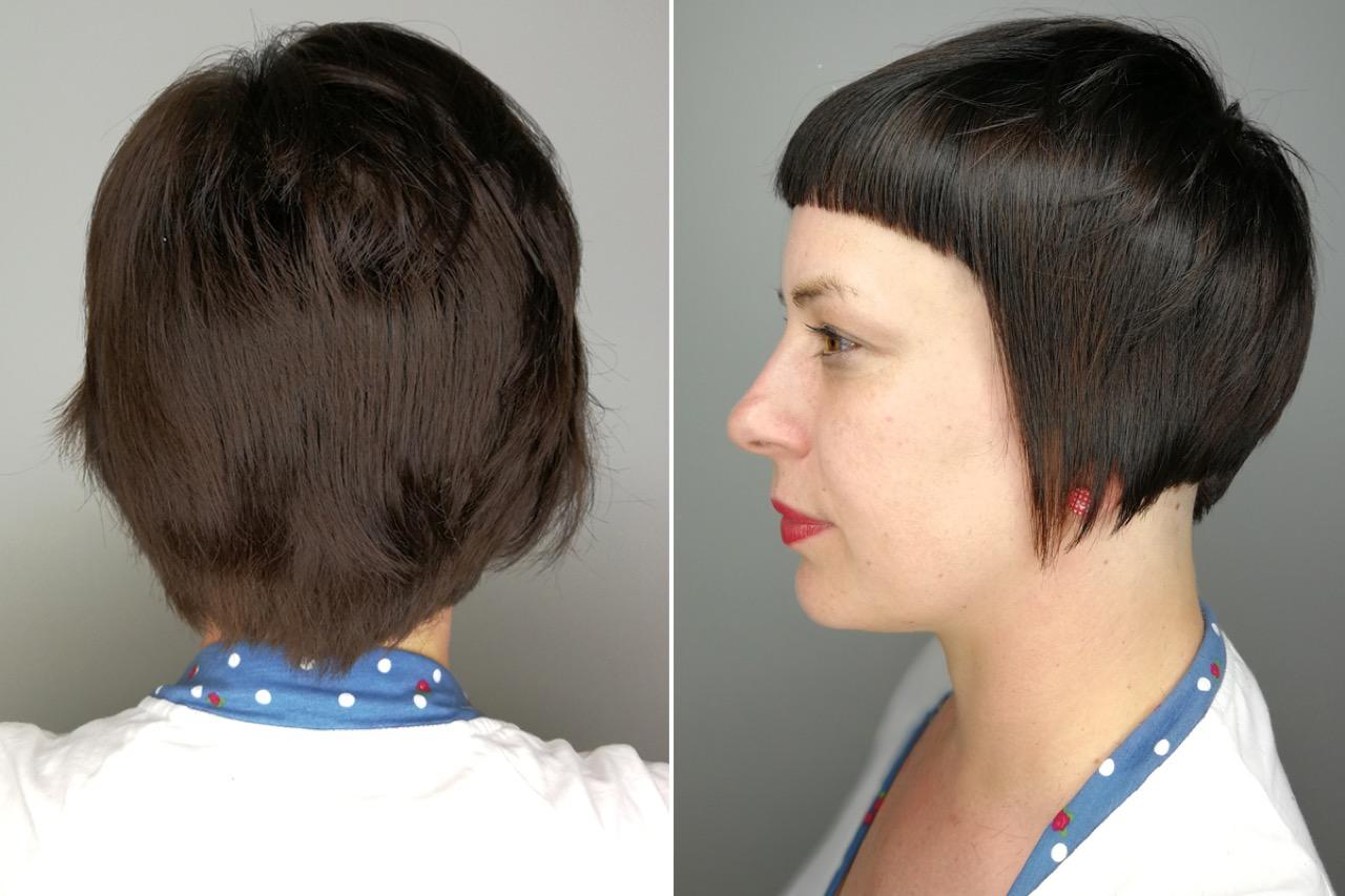 Kurze haare frisuren stylen undercut frau Frisuren Kurze