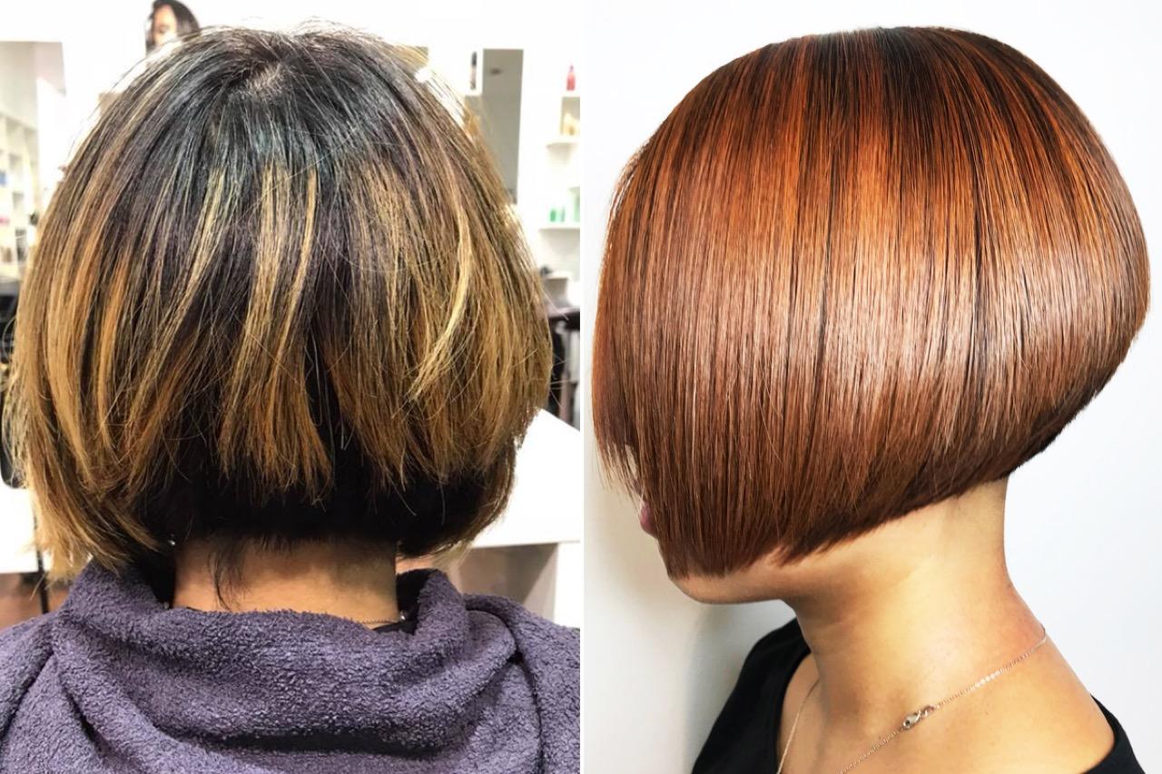 Schonste Long Bob Bob Frisuren Trend Haarschnitte