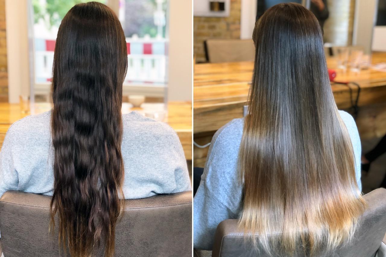 Haare blondieren mit olaplex kosten