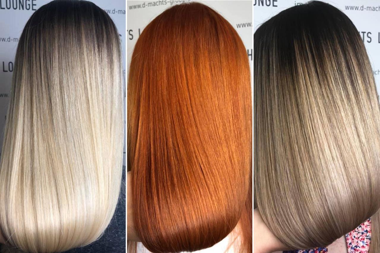 Welche haarfarbe passt zu braun grünen augen und heller haut