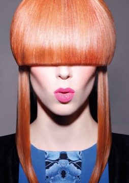 HAIR COLLECTION TREND COPPER