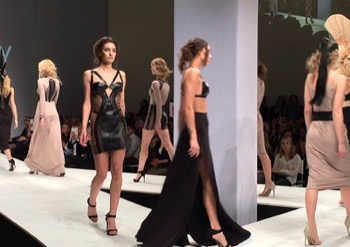 FASHION WEEK SHOW BERLIN DESIGNER 2015