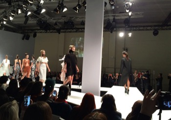 REDKEN STYLING HAIR SHOW TREND 2015