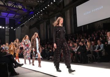 HAIRDREAMS SHOW FASHION WEEK NEWS