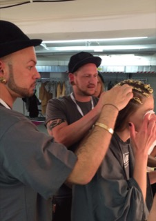TRAINER TEAM LOREAL REDKEN BERLIN