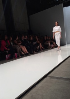 RUNWAY SHOW FASHION WEEK BERLIN