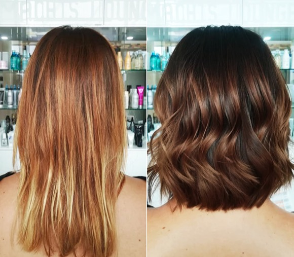 BALAYAGE FRISEUR D MACHTS LOUNGE MALL OF BERLIN