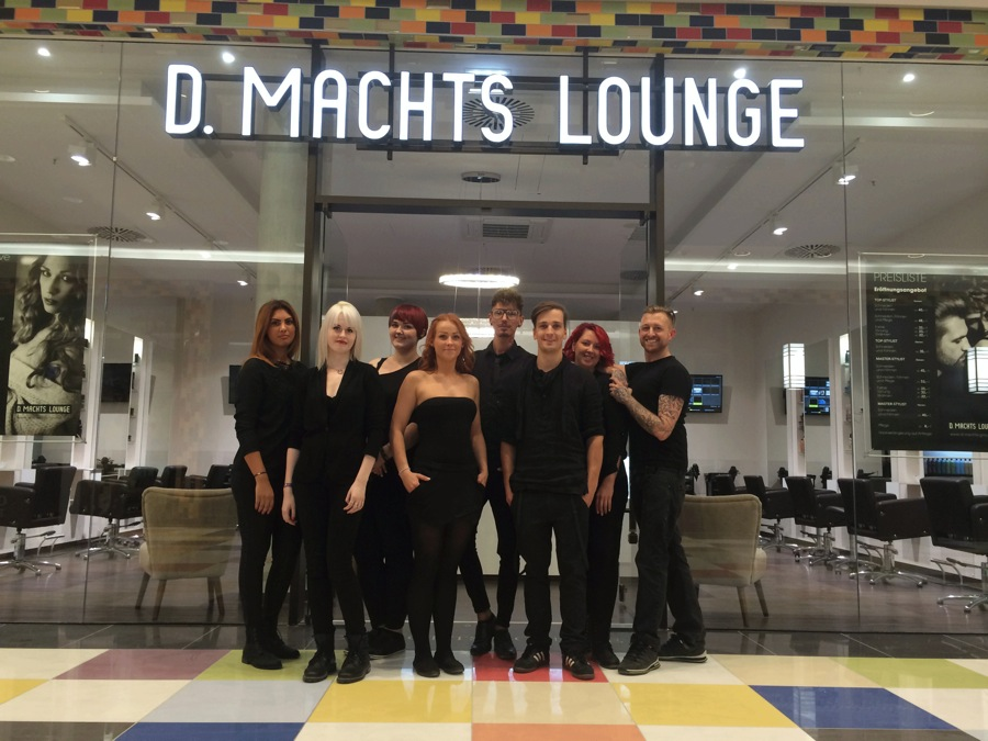 D MACHTS LOUNGE MALL OF BERLIN TOP FRISEUR