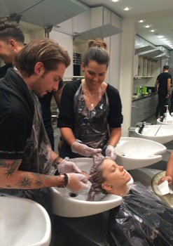REDKEN SEMINARE WORKSHOPS 2015