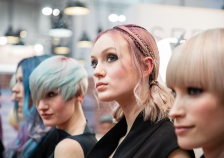 TOP HAIR DAYS SHOW WORKSHOP 2017 TRENDS 2018