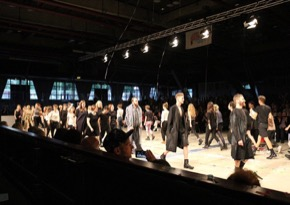 UDK FASHION SHOW DESIGNER BERLIN TREND HAIR 2016