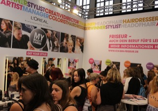 YOU MESSE FRISEURE AZUBIS JOB BERLIN HAARSTILISTEN