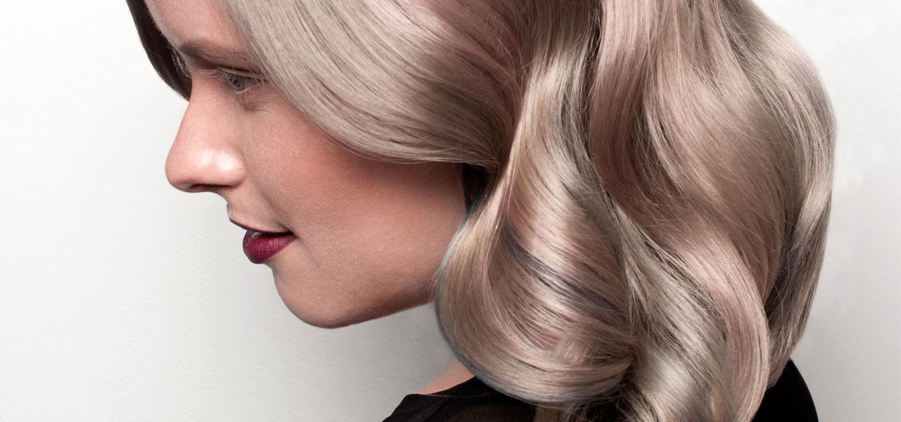 Friseur blond experte